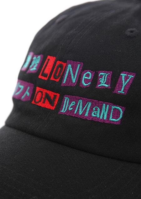 ANARCHY S.O.D LOGO CAP