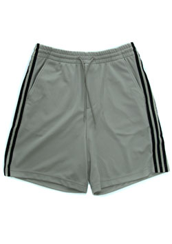 3 STRIPES TRACK SHORTS