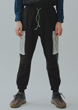 CLEAR POCKET PANTS