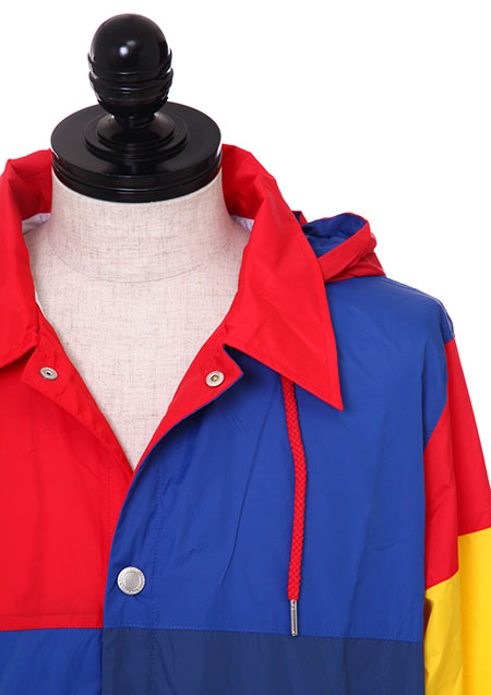COLORBLOCK JACKET■