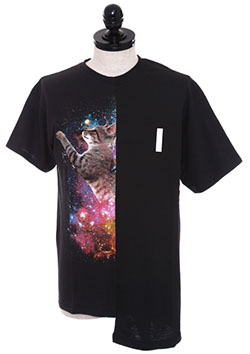 SYSTEMS USED REMIX TEE