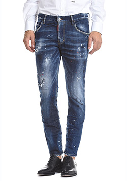 HONEY BABY WASH SKATER JEAN