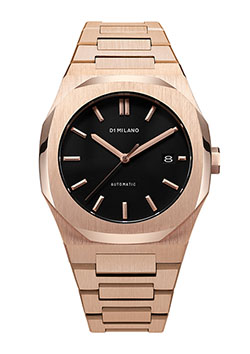 P701 AUTOMATIC WATCH ROSE GOLD CASE WITH ROSE GOLD BRACELET