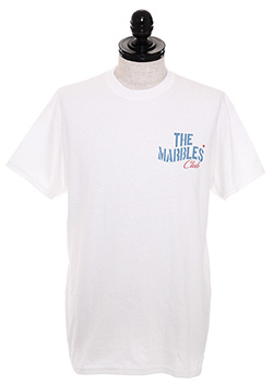 S/S TEE MARBLES CLUB