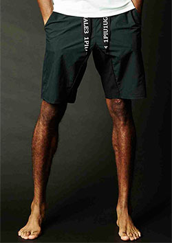 113 SPORTS SEA SIDE WIDE SHORTS