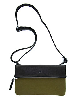 MILITARY CLUTCH SHOULDER