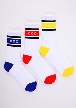 GX-S19-SO-03 SOCKS