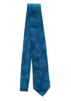 ORIGINAL PAISLEY SILK NECK TIE