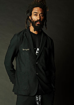 R[10] 113 GAUCHO TECH MESH JACKET