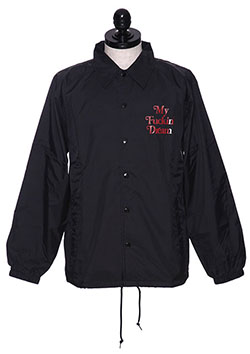 coach jacket (My Fuckin' Dream)