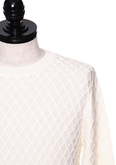 DIAMOND RAHBEN SWEATER