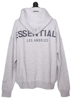 PULLOVER HOODIE  (Ltd LA) HEATHER