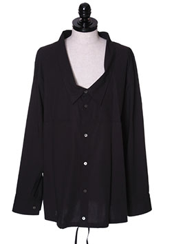 OVER NECK SHIRTS JKT