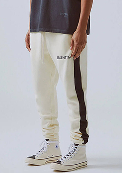 SIDE STRIPE SWEAT PANTS
