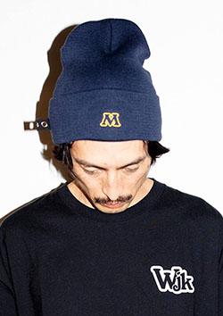 KNIT CAP (wjk x M)