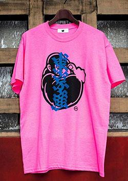 TPC / t-shirt (東京産) (PINK)