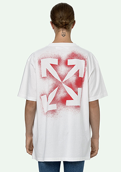 STENCIL S/S OVER T-SHIRT