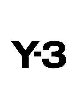 Y-3 BACK LOGO ZIP PARKA - BLACK