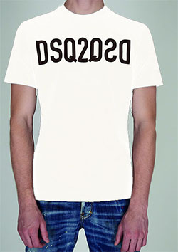 DSQUARED2 GC - T-Shirt White