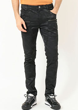 MARK&LONA Gauge CMP Pants | MEN BLACK