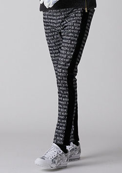 MARK&LONA Virtu Pants | MEN - CHARCOAL