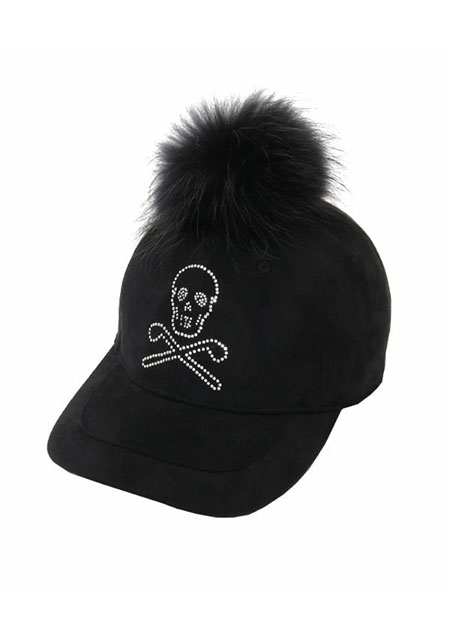 Nolan Bon Bon Cap | MEN and WOMEN - black