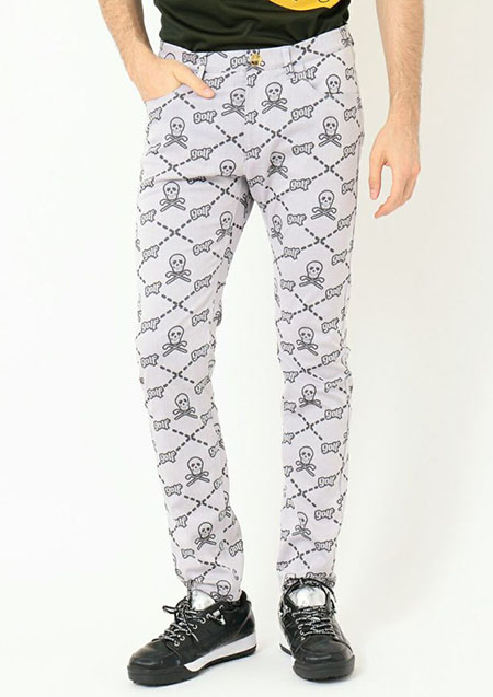 Ruler JQ Pants | MEN-WHITE