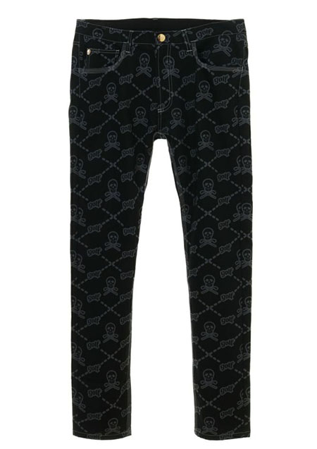 Ruler JQ Pants | MEN-BLACK