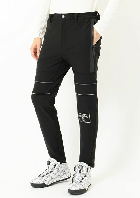 Cresta Stretch Pants | MEN -BLACK
