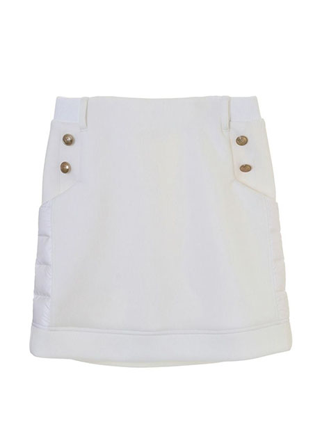 Rosetta Skirt | WOMEN - white