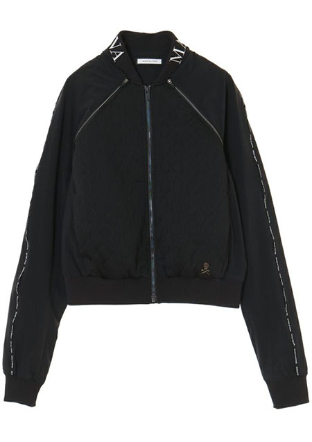 Prim 2Way Zip Blouson | WOMEN-black