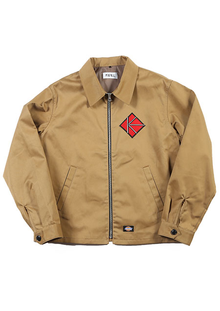 KIDILL Vietnam Jacket - BROWN