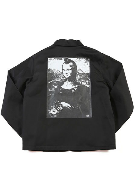 KIDILL Layered Shirts - BLACK