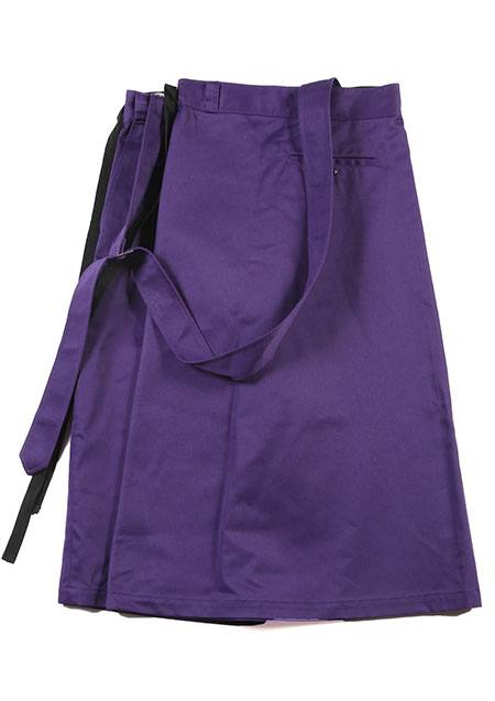 KIDILL Fold Pants - PURPLE