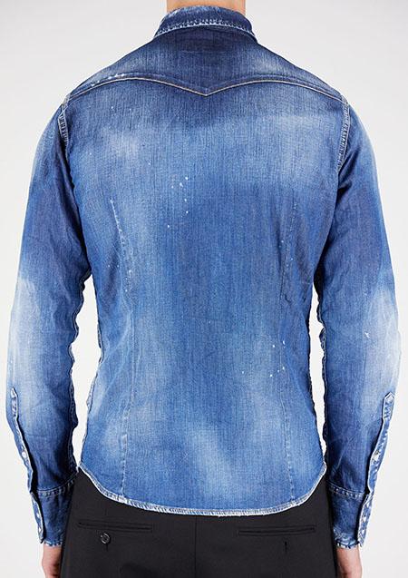 DSQUARED2 DL - Camicia