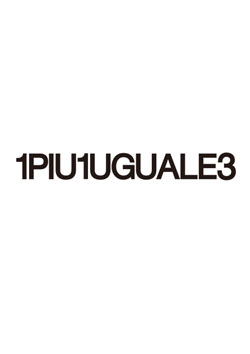 1PIU1UGUALE3 R[10]113 WHITE SAVE THE FUTURE MOVING V - 10WHITE