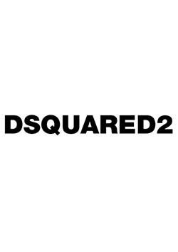 DSQUARED2 1 POINT LOGO T-Shirt  - 900BLACK