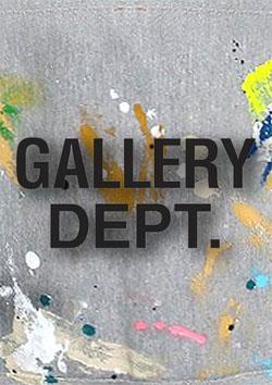 GALLERY DEPT Marina Tie Dye Hoodie - MULTICOLOR