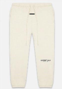 FOG ESSENTIALS 21SS SWEAT PANTS | CREAM