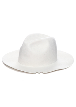 M LOG BRIM SOFT HAT