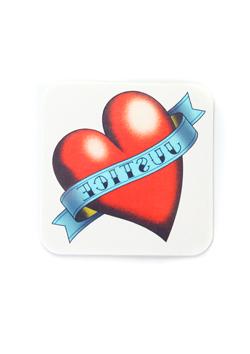 JUSTICE HEART タトゥーシール