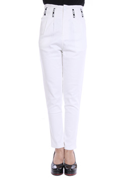RICH BAND HIGH WAIST PANTS