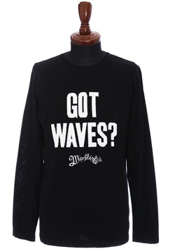 COTTON INTARSIA KNIT(GOT WAVE)