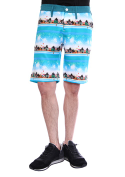 MIAMI BORDER CITY SWIM SHORTS