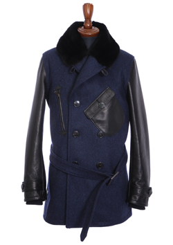 1PIU1UGUALE3 MANIPULATION 113 AVIATION COAT