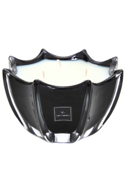 1PIU1UGUALE3 FRAGRANCE CANDLE (LEMELE 10OZ CANDLE BY DL&CO)