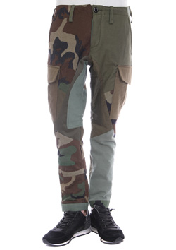 REMAKE M65 PANTS