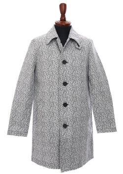maxsix STEM COLLAR COAT