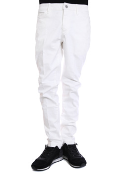 AKM ORIGINAL STRETCH DENIM TIGHT SLACKS