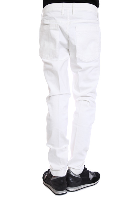 ORIGINAL STRETCH DENIM TIGHT SLACKS